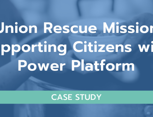 Supporting Citizens with Power Platform