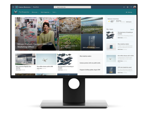 Can SharePoint Really Be Your Intranet?  What's New in SharePoint Communication Sites 2021