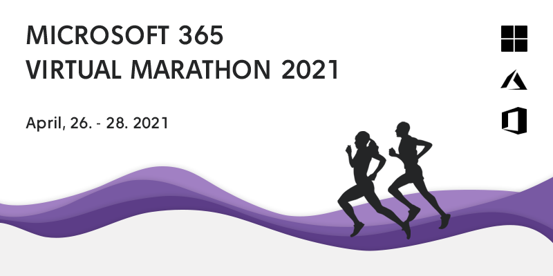 Microsoft-365-Virtual-Marathon-2021 graphic