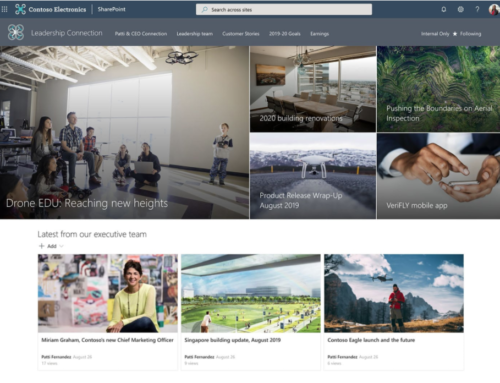 Intranet Customization Spotlight – Custom Quick Launch Web Part