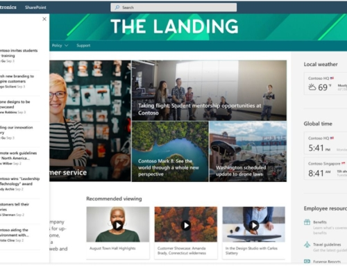 New SharePoint App Bar – What You Need to Know